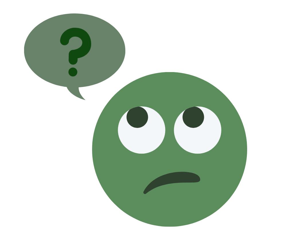 Emoji dont know