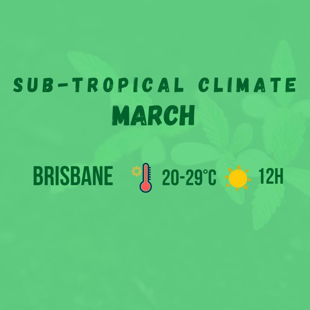 sub tropical climate diagram 2