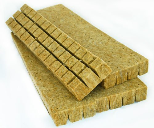 rockwool blocks
