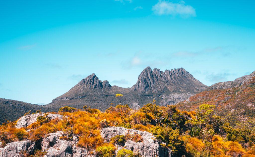 mountains of Tasmania