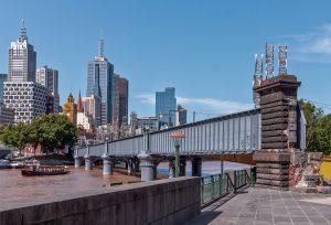 melbourne city bridge
